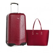 6 Pallets of Assorted Luggage by Joy Mangano (Lot 9470126552), Red Condition (LQR), 109 Units, Ext. Retail $24,495, Greeneville, TN