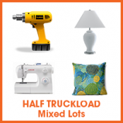 12 Pallets of Handbags, Kitchen Items, Bedding & More (Lot 94129274), Red Condition (LQR), 937 Units, Est. Retail $36,508, Greeneville, TN